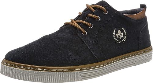 Rieker Herren B4930 14 Obermaterial Leder Sneaker