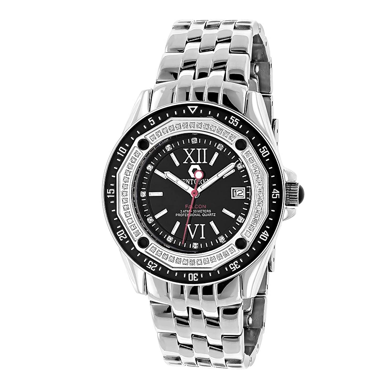 Centorum Diamond Watch 0.5ct Midsize Falcon