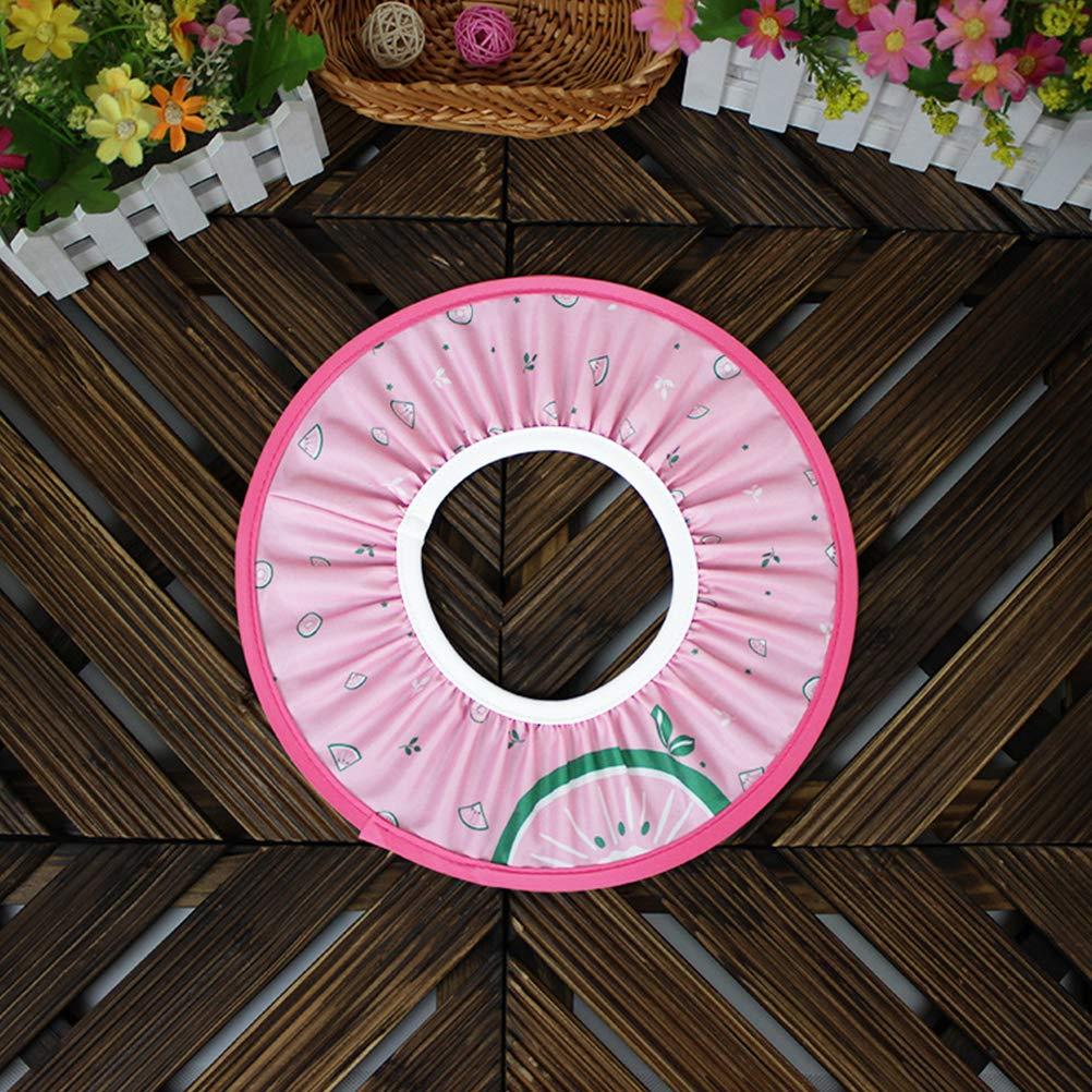 Supvox Visi/ère bain b/éb/é douche casquette anti shampoing enfant bonnet de bain douche protection yeux
