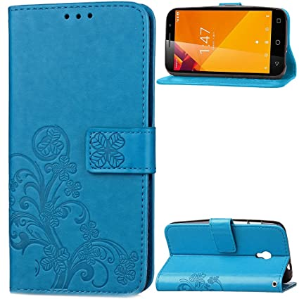 Codream Vodafone Smart Turbo 7 case, Wallet Vodafone Smart Turbo 7 Wallet Built-in