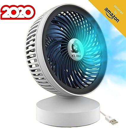 KLIM™ Breeze - Ventilador USB de Escritorio de Alto Desempeño ...