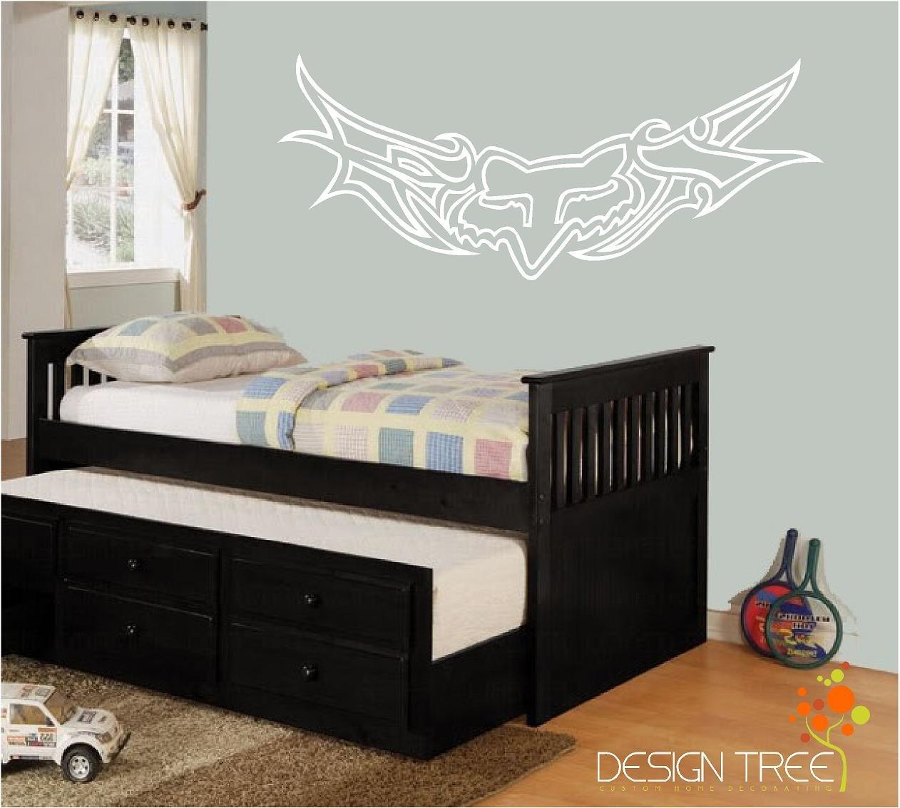 Motocross Bedroom Decor Amazoncom Motorcross Dirt Bike Fox Racing Wall Sticker Decals