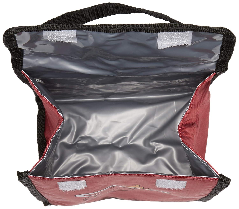 Miami Heat Gradient Lunch Bag