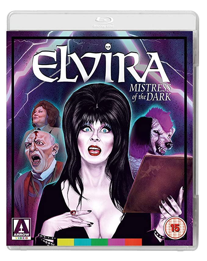 Elvira Mistress Of The Dark [Reino Unido]