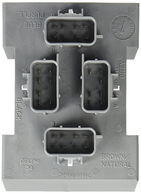 Awe Inspiring Amazon Com Genuine Gm 15304995 Tail Lamp Wiring Harness Junction Wiring Digital Resources Operbouhousnl