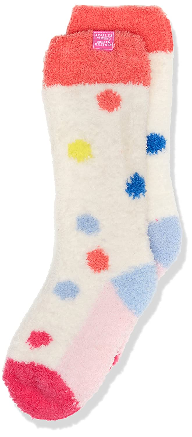 Joules Fabulously Fluffy, Calcetines para Niñas