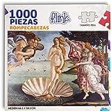FLINK Rompecabezas Botticelli Nacimiento de Venus