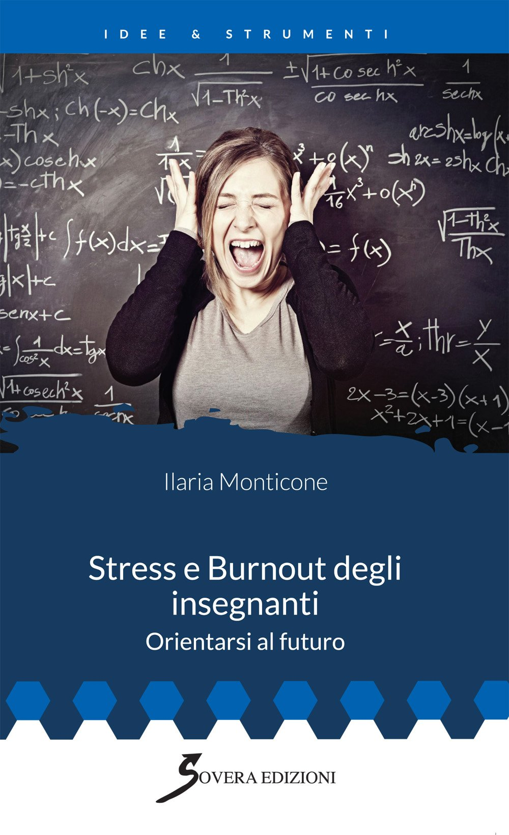 Stress E Burnout Degli Insegnanti Orientarsi Al Futuro Amazon It Monticone Ilaria Libri