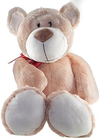 NICI - Oso de Peluche, con diseño Feliz Navidad, 80 cm (38931)