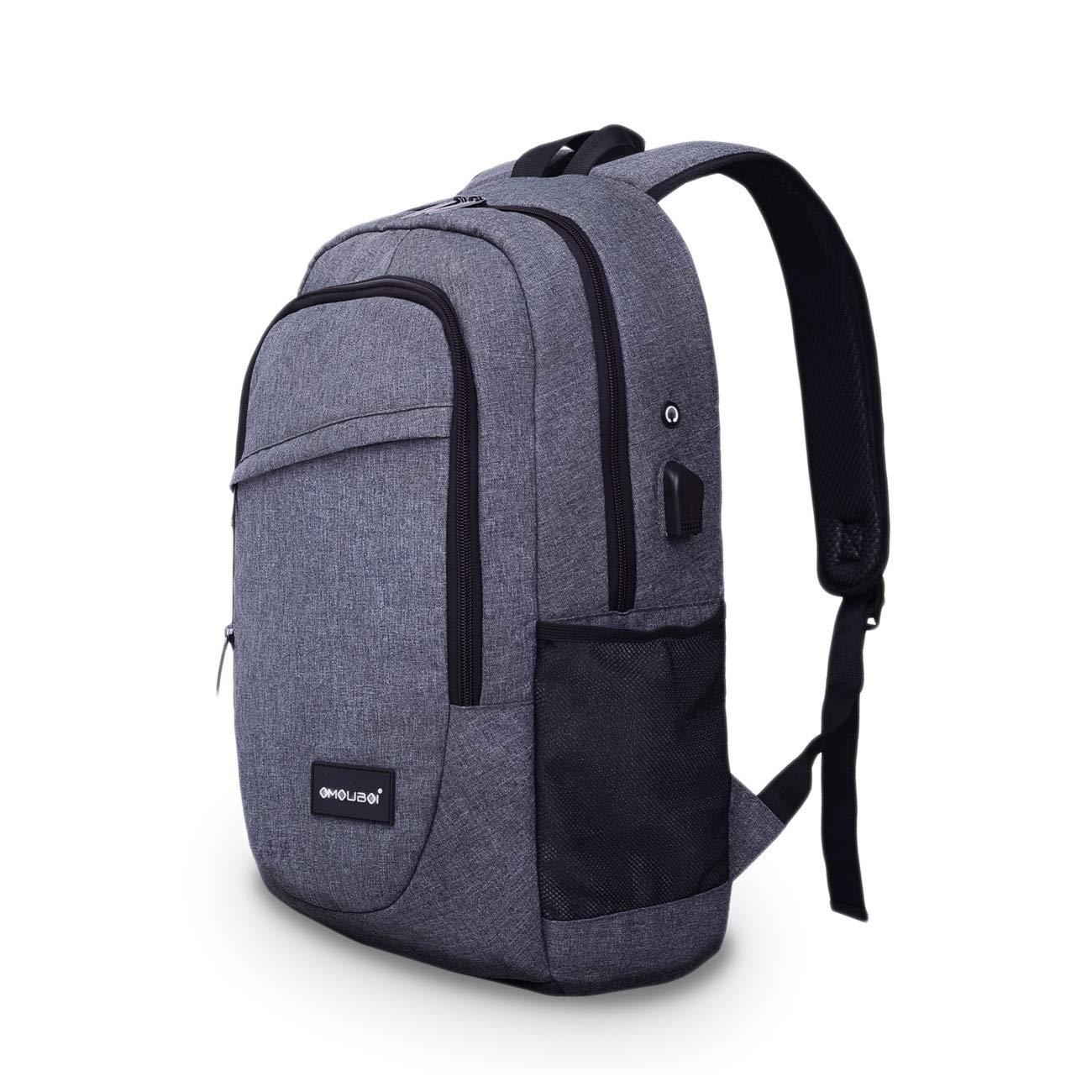 Laptop Backpack OMOUBOI Travel Computer Backpack