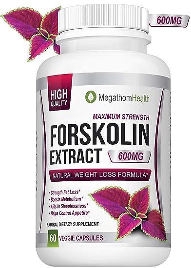 What is forskolin fat loss diet