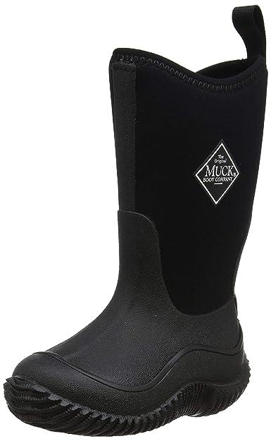 1b0e37cfc86 Muck Boots Unisex Kids Hale Wellington Boots  Amazon.co.uk  Shoes   Bags