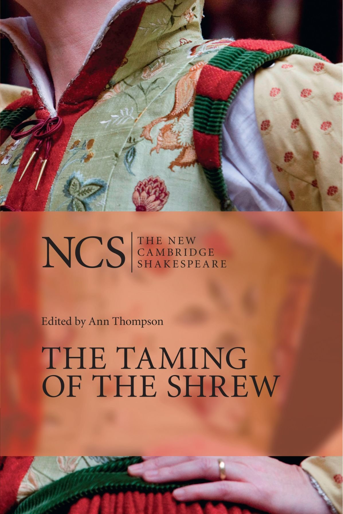 the taming of the shrew the new cambridge shakespeare co the taming of the shrew the new cambridge shakespeare co uk ann thompson 9780719577192 books