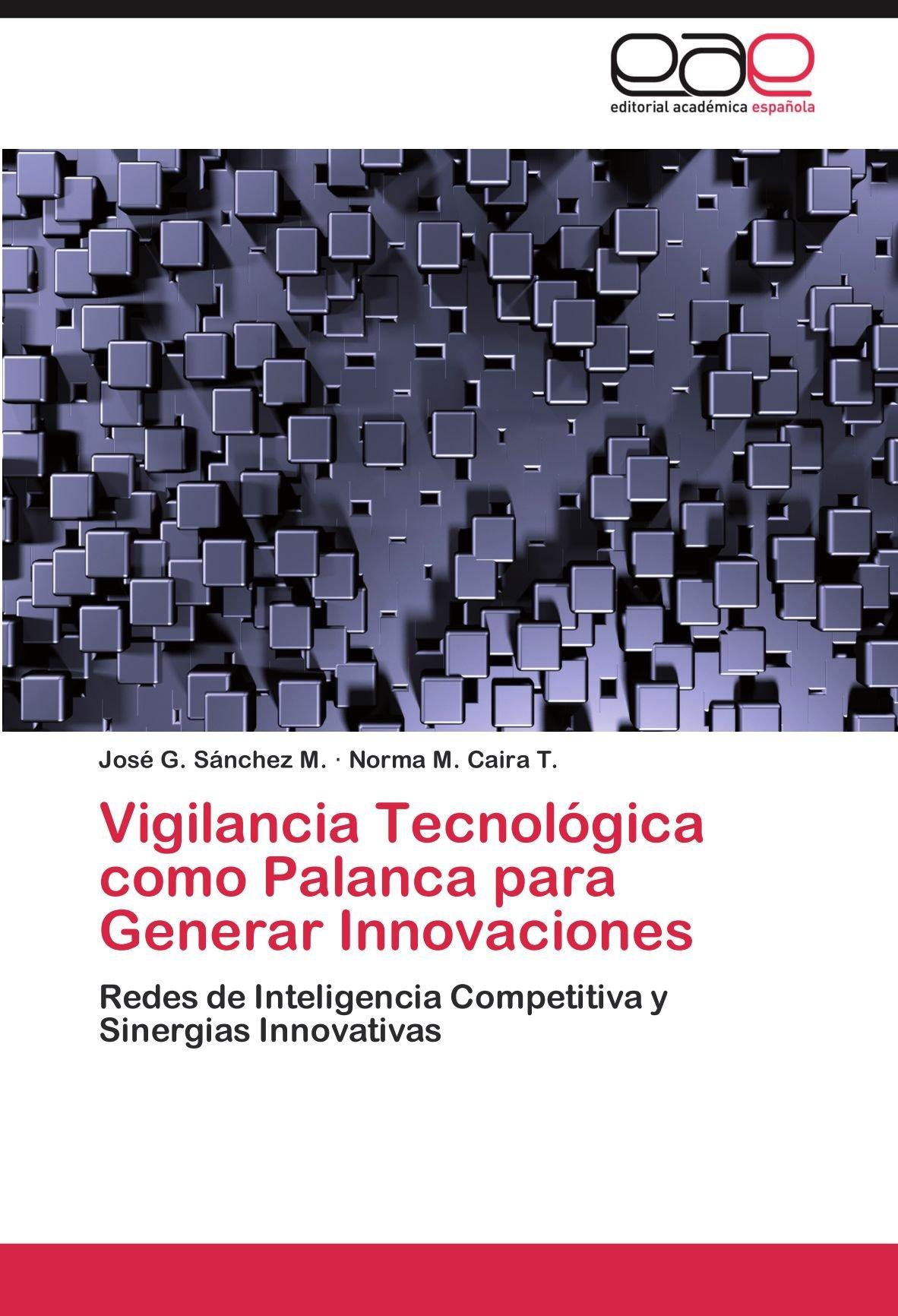 Read Online Vigilancia Tecnológica como Palanca para Generar Innovaciones: Redes de Inteligencia Competitiva y Sinergias Innovativas (Spanish Edition) ebook