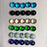 glass marbles for jackaroo