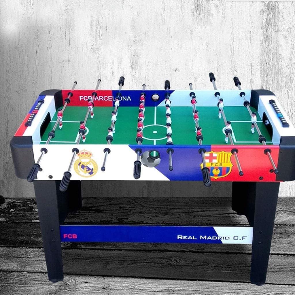 Futbolines Mesa De Niño Fútbol Tabla De Fútbol Sala El Fútbol Juego De Mesa Juguetes For Niños Regalos For Los Niños (Color : Blue, Size : 120x60x80cm): Amazon.es: Hogar