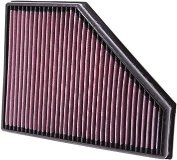 Red 33-3125 K/&N air Filter 2.0 Diesel 2015-