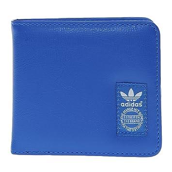 adidas AMZ_ModelName - Cartera para Hombre Hombre Azul Azul Talla única: Amazon.es: Equipaje