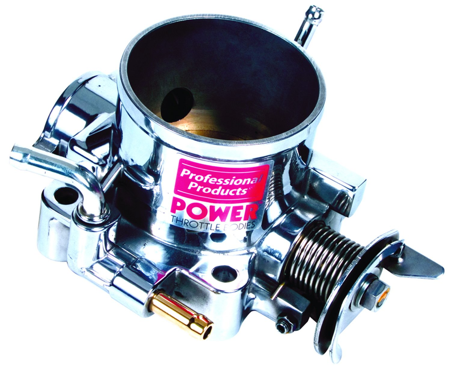Professional Products 69606 68mm Polished Throttle Body by Professional Products