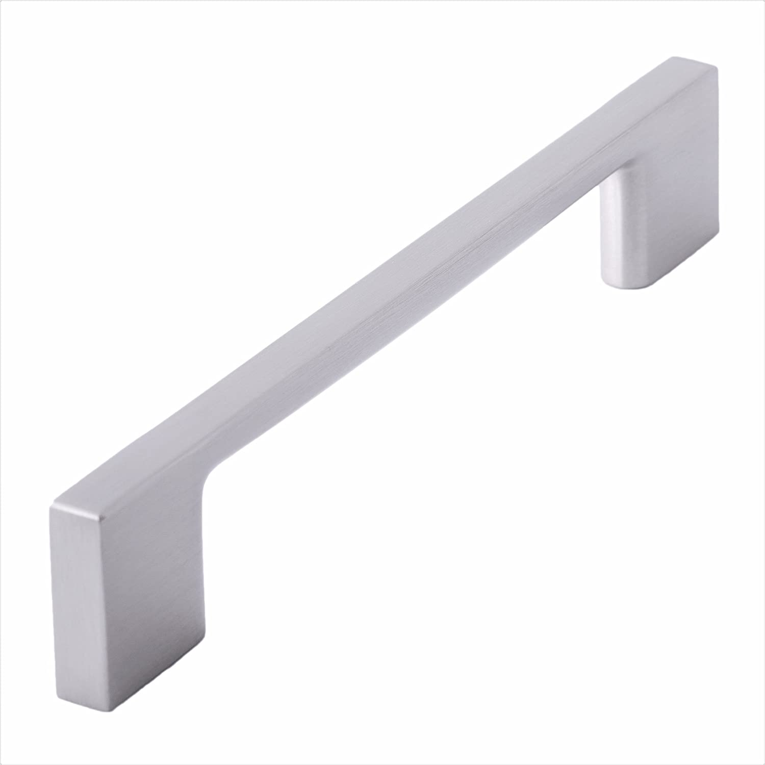 lovely southern hills brushed nickel cabinet handles 63 inches total length 5 inch screw
