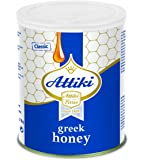 Attiki - Greek Natural Honey From Mountains with Thyme, Wild Flowers & Herbs 250gr