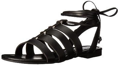 a5d215fba26 Steve Madden Women s Carrrter Flat Sandal