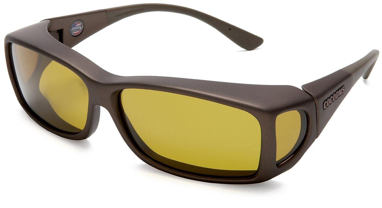 79df2fd7cc Cocoons C425Y Wide Line Sunglasses  Amazon.co.uk  Clothing