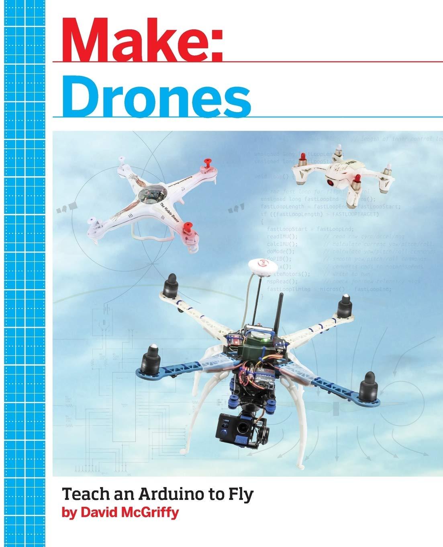 Make: Drones: Amazon.es: David McGriffy: Libros en idiomas extranjeros