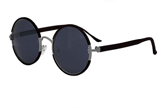 c6f061f40a3ca Women s Stylish Round Oversize Sunglasses Vintage Style UV400 Sunglasses  John Lennon Style Sunglasses   Accessories -
