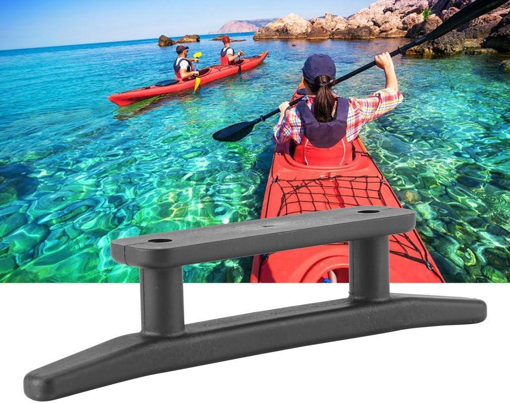 1 und Cornamusa Barco de Nylon para Marina Kayak Canoa de color negro