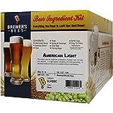 Brewer's Best American Light Kit d'ingrédients de brassage maison