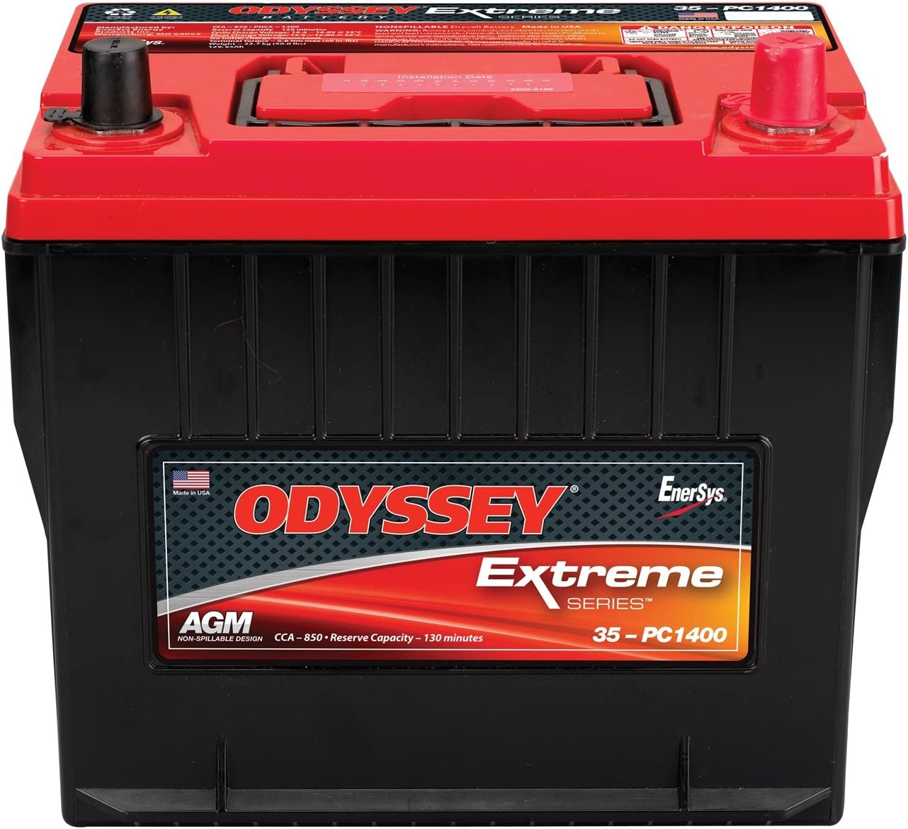 Odyssey Automotive and LTV Battery