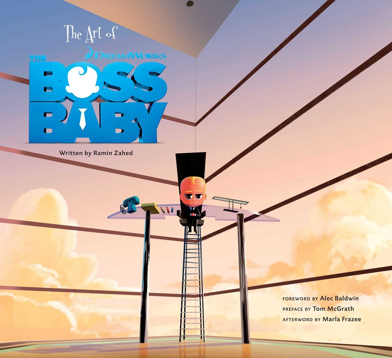 The Art of The Boss Baby pdf