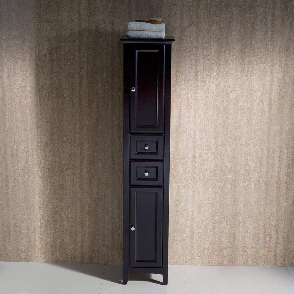 Amazon.com: Fresca Bath FST2060ES Oxford Bathroom Linen Cabinet, Tall,  Espresso: Kitchen U0026 Dining