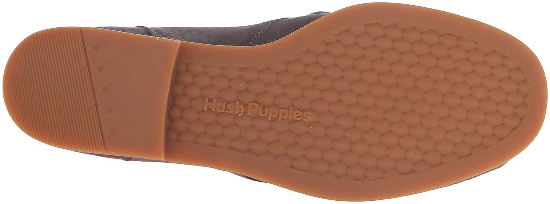 Hush Puppies Women's Cyra Catelyn Boot B010TKSLXS 8.5 B(M) US Smoke Suede