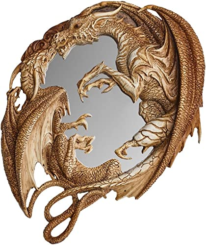 Alchemy of England Halloween Haunted Morgan Theomachia Wall Mirror
