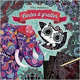 Cartes à gratter   Animaux du monde: 9782324019982: Amazon.com: Books