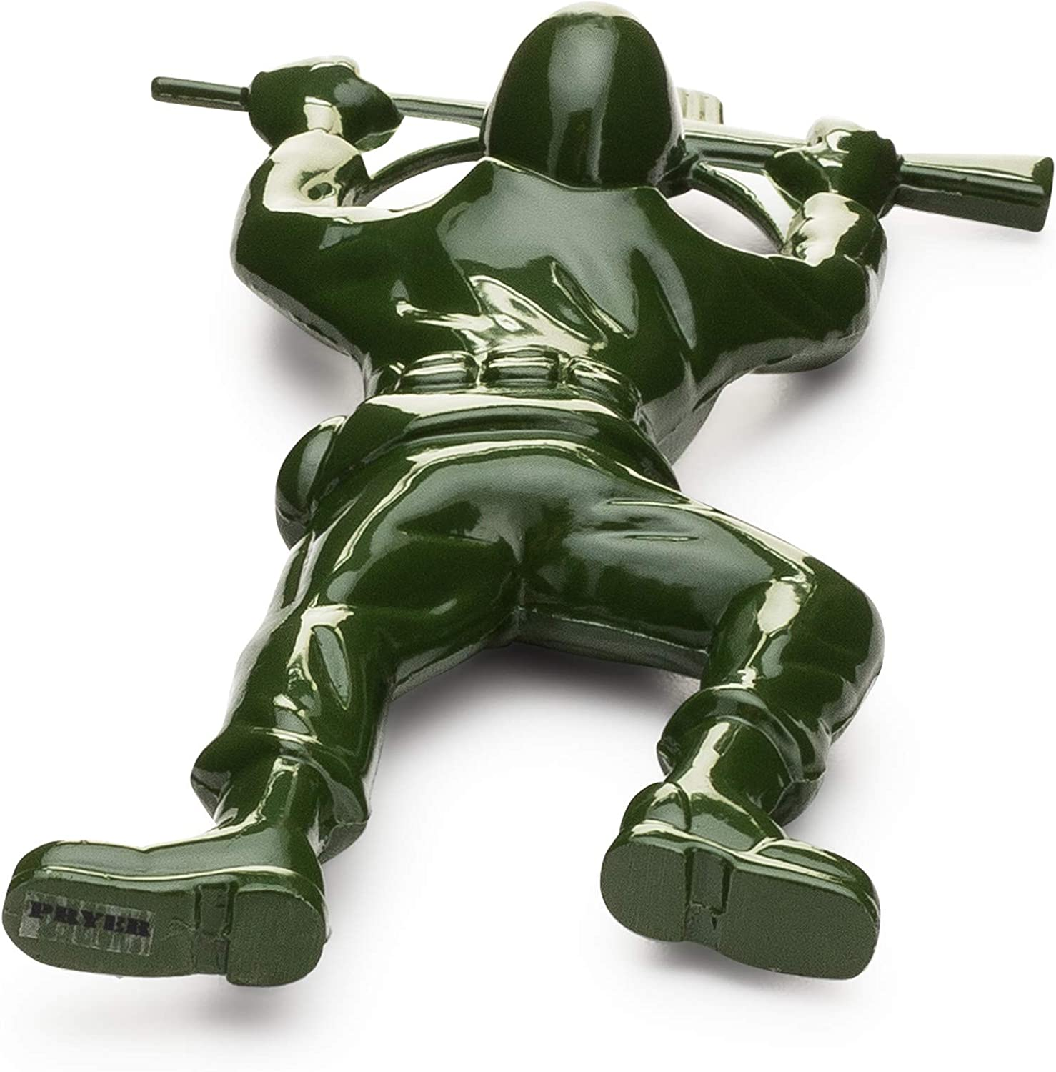 Down the Pike Sgt Pryer Green Army Man Bottle Opener Cool Beer Gifts Fun Unique Gifts For Men