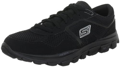 Skechers GO Run Ride Ultra 53505 BBK - Zapatillas de Fitness para Hombre, Color Negro, Talla 41: Amazon.es: Zapatos y complementos