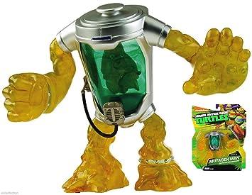 Amazon.com: – muñeco de Man pulverizer Goo movilizan tortuga ...