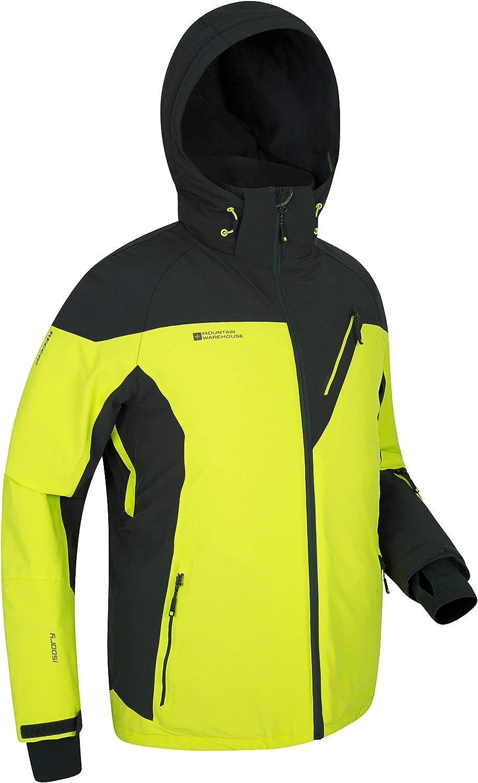 Salopettes Mountain Warehouse Asteroid Mens Waterproof Ski Jacket