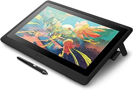 Wacom DTK1660K0A Cintiq 16 Drawing Tablet with Screen