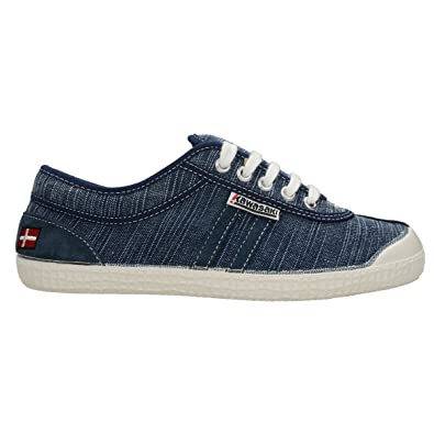 Zapatillas Kawasaki Retro Stitch Navy Unisex: Amazon.es: Zapatos y complementos