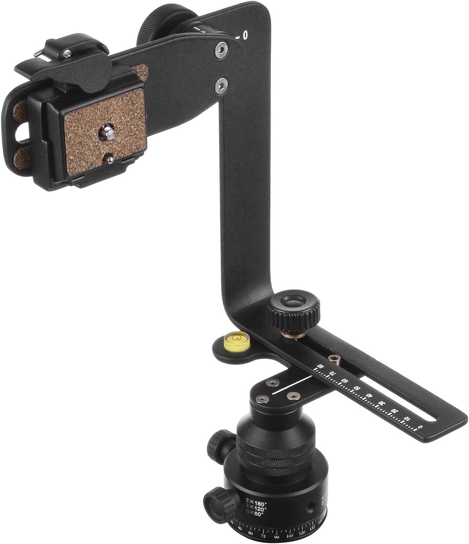 Mantona Panopoint Panoramakopf Mit Nodalpunkt Adapter Kamera