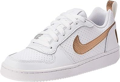 Nike Court Borough Low EP (GS), Chaussures de Basketball Femme