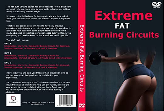 Robelly Ltd Bring You Extreme Fat Burning Circuits Burn Fat How