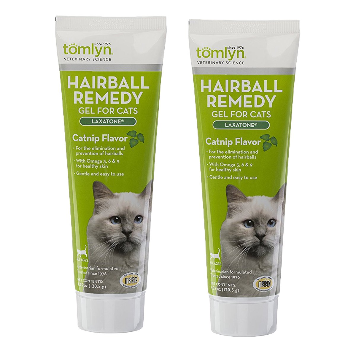 Laxatone Catnip for Hairball Relief