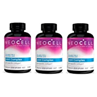Neocell Collagen Type 2 Immucell Complete Joint Support Capsules, 2400 Mg, 3 Pack...