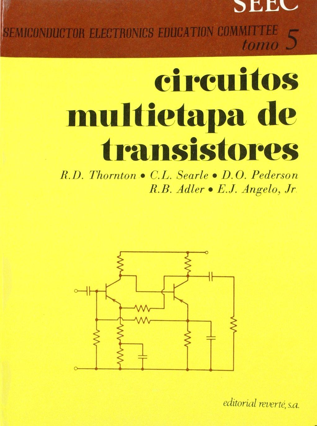Circuitos Multietapa De Transistores. PRECIO EN DOLARES.: S.E.E.C.: 9788429134452: Amazon.com: Books