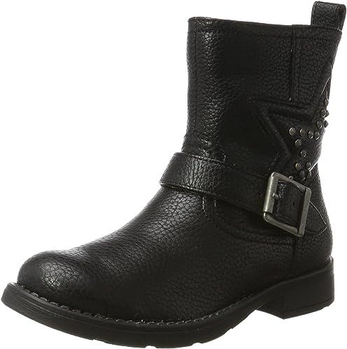 Geox Mädchen Jr Sofia C Biker Boots